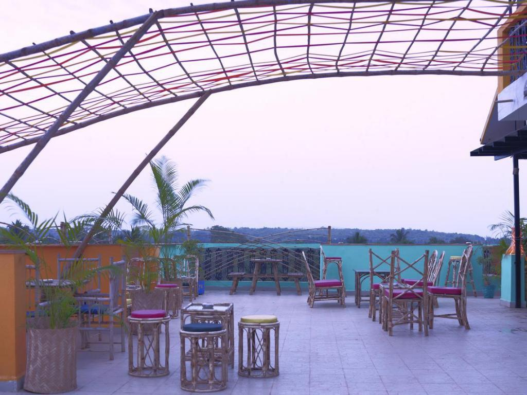 terraza Jayan's Boutique Suites