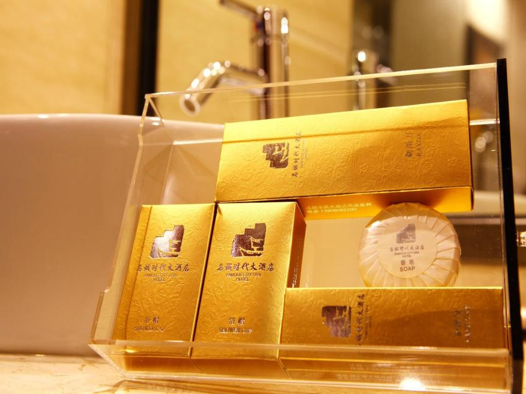 VIP Single Room - Room amenities Dujiangyan Mingcheng Times Hotel