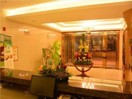 酒店内饰 格林豪泰汕头金平区潮汕路庵埠商务酒店 (GreenTree Inn Guangdong Shantou Jinping District Hulushi YuePu Highway Exit Business Hotel)