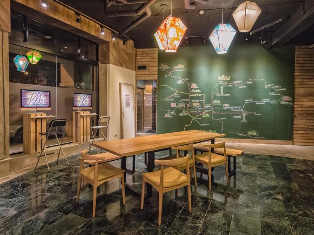 More about Meander Taipei Hostel