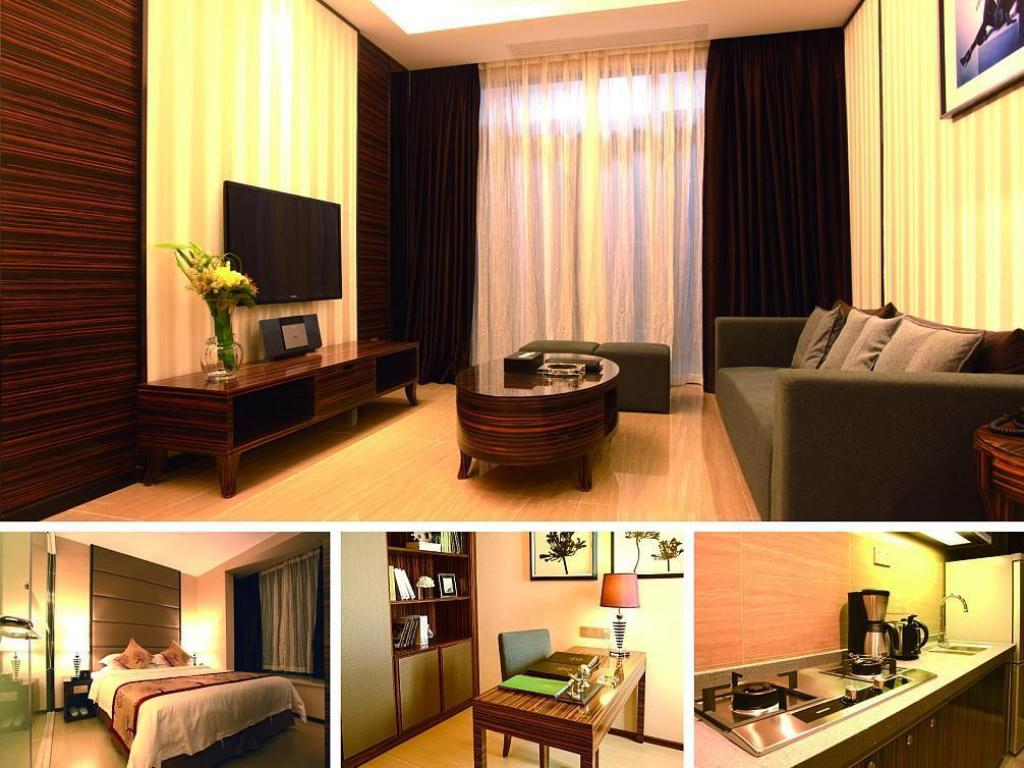 Family Suite Zhongshan Starr Resort Residence