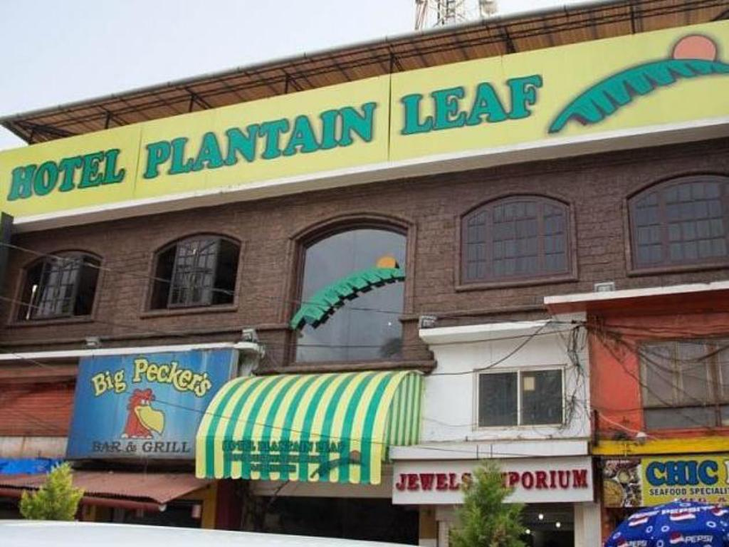 Exterior view Hotel Plantain Leaf