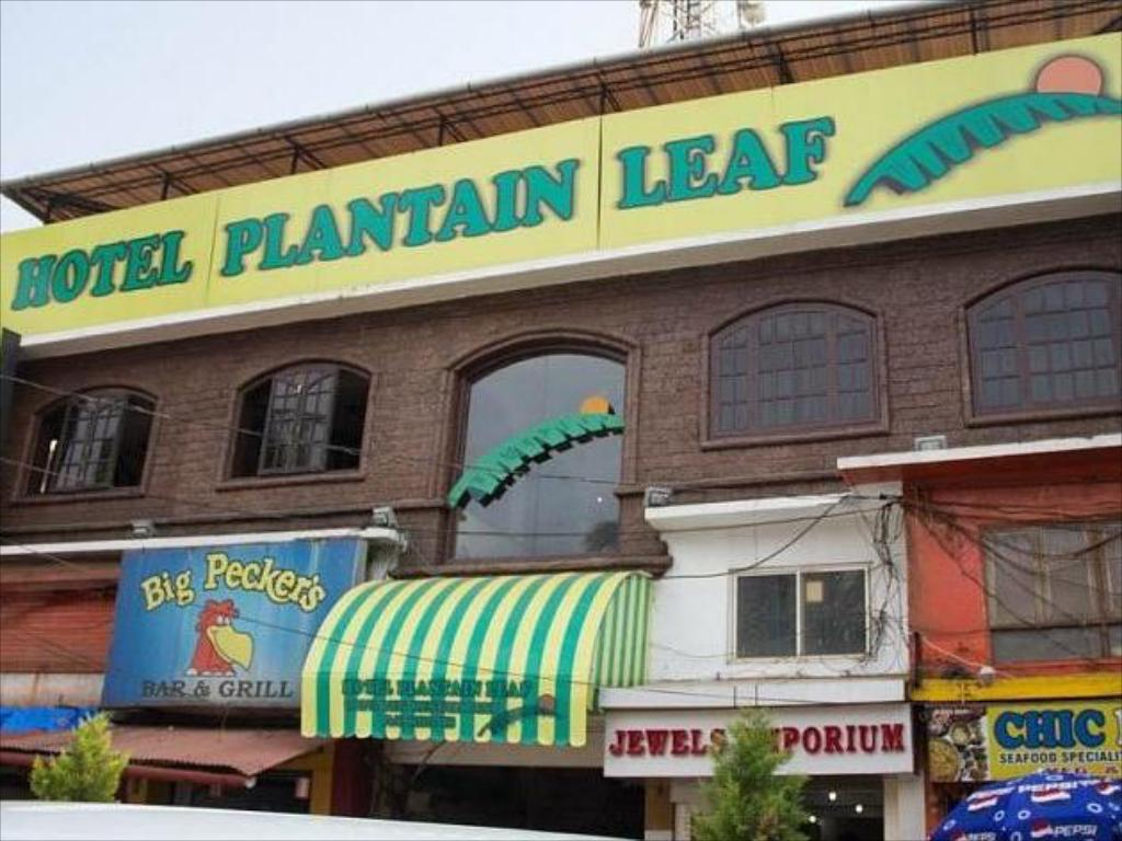 More about Hotel Plantain Leaf