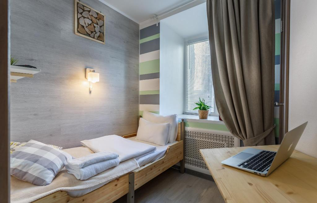 Single Room - Guestroom Hotel Mini on Tishinsky