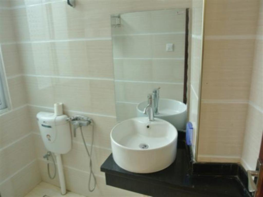Bathroom Zhangjiajie Beauty Nine Business Hotel