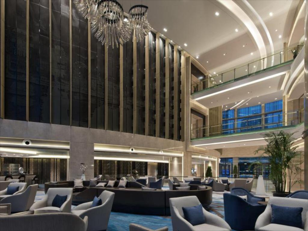 Lobby Pullman Shanghai South Hotel