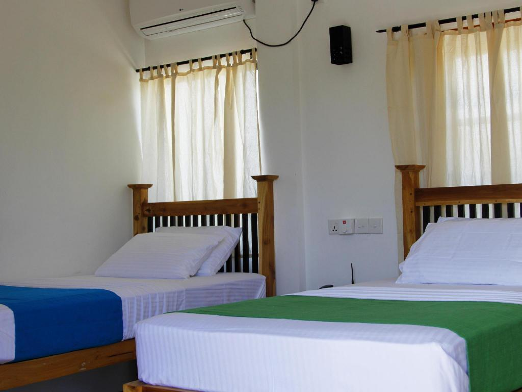 Standard Double Room - Guestroom The Yala Adventure Hotel