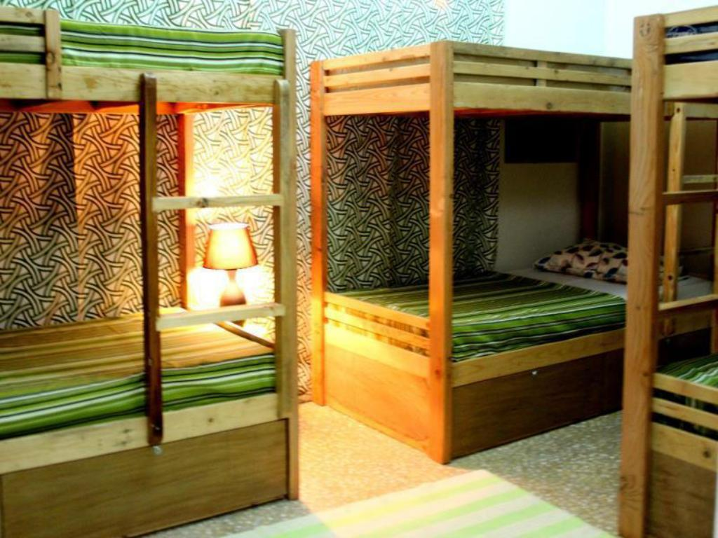 6-Bed Dormitory -- Female Only - Bed Balay Bakasyunan Boutique Hostel
