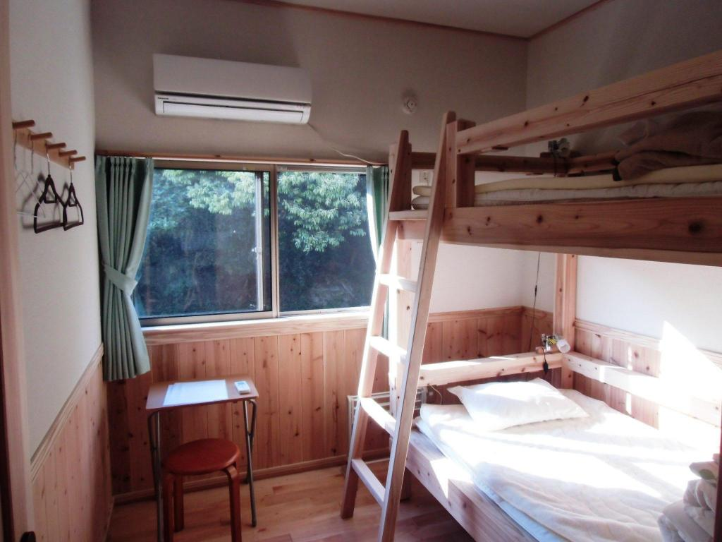 Twin Room - Non Smoking - Guestroom Guesthouse Yakushima