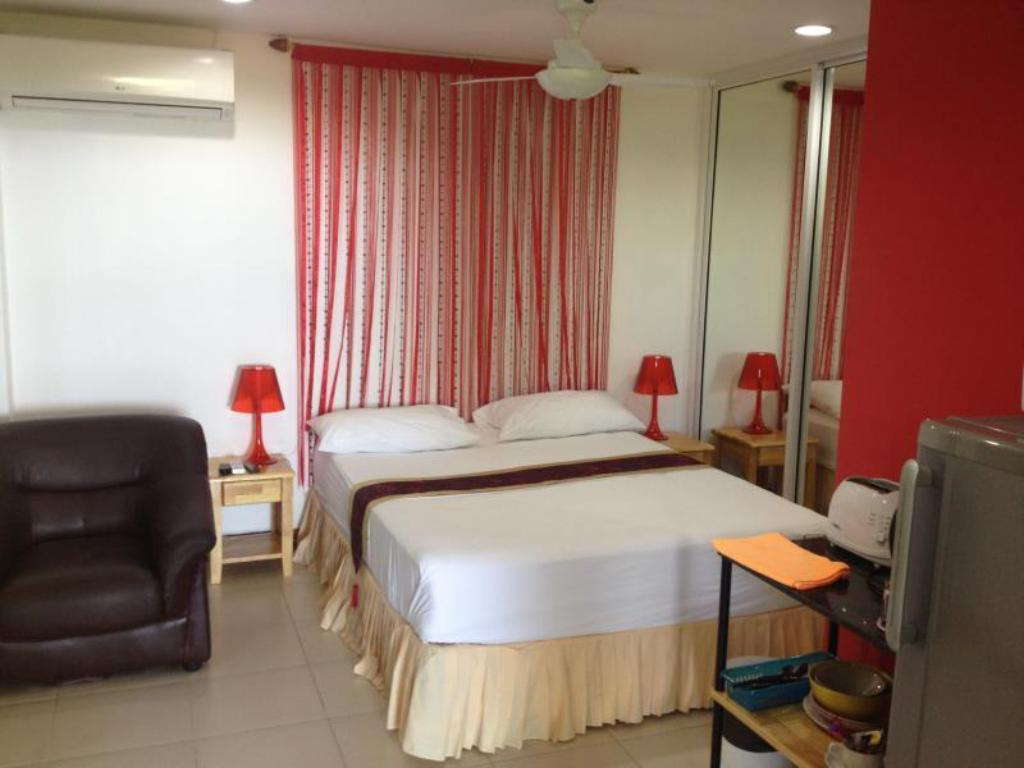 Chambre Standard Jardin Mountain Seaview Luxury Apartments