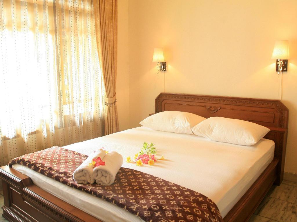 Superior Double Room - Bedroom D Ajenk Boutique Guesthouse