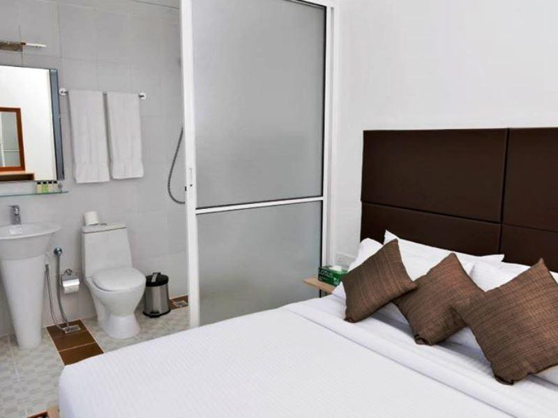 Standard Double Room with Free Airport Shuttle Service