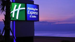 Holiday Inn Express Hotel Galveston West-Seawall