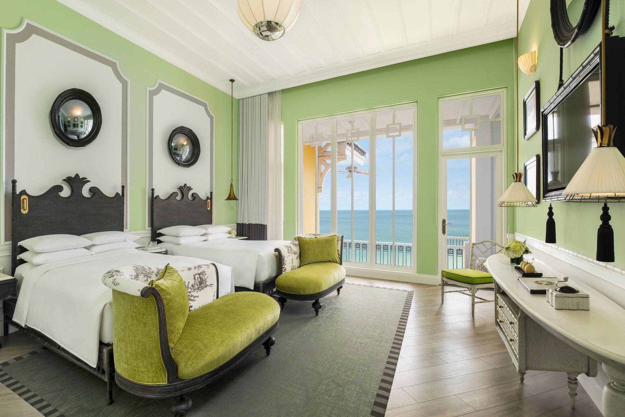 Emerald Bay Front Twin, Guest room, 2 Double, Seafront