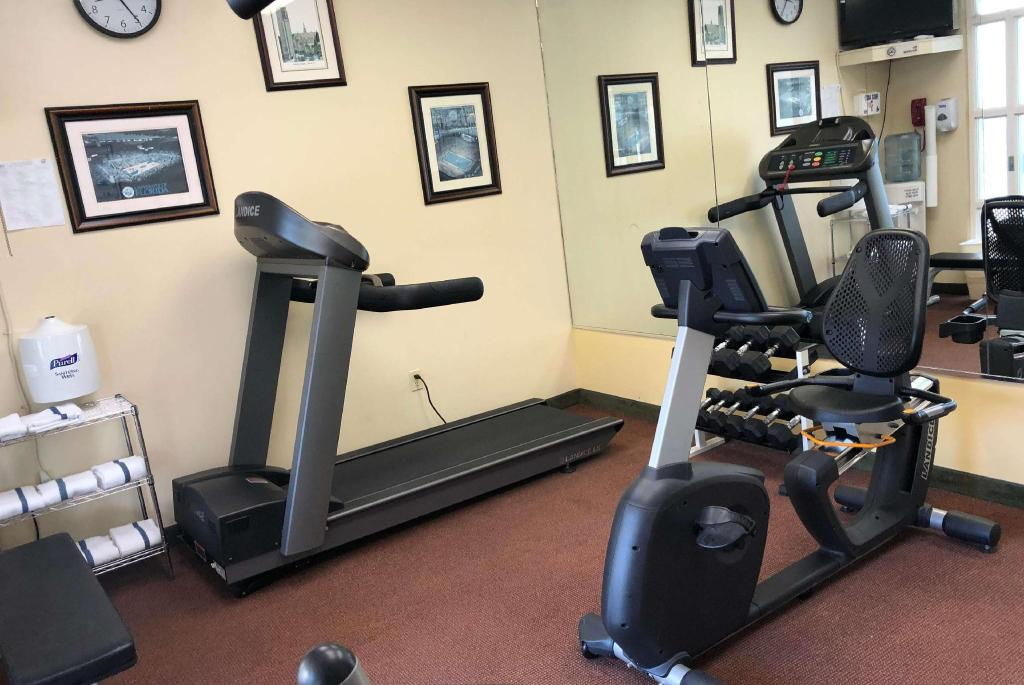 Fitness center hom hotel & suites - Trademark Collection by Wyndham