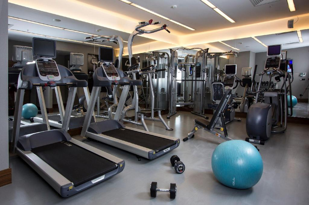 Fitness center Avantgarde Hotel Taksim Square