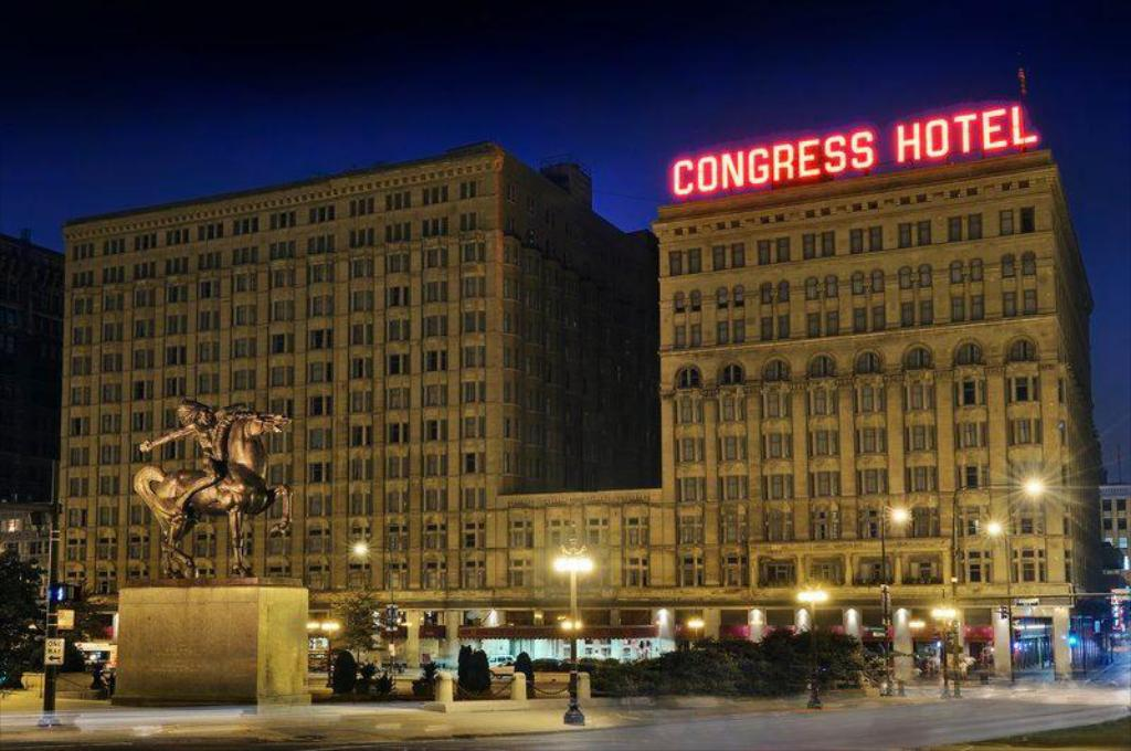 More about Congress Plaza Hotel