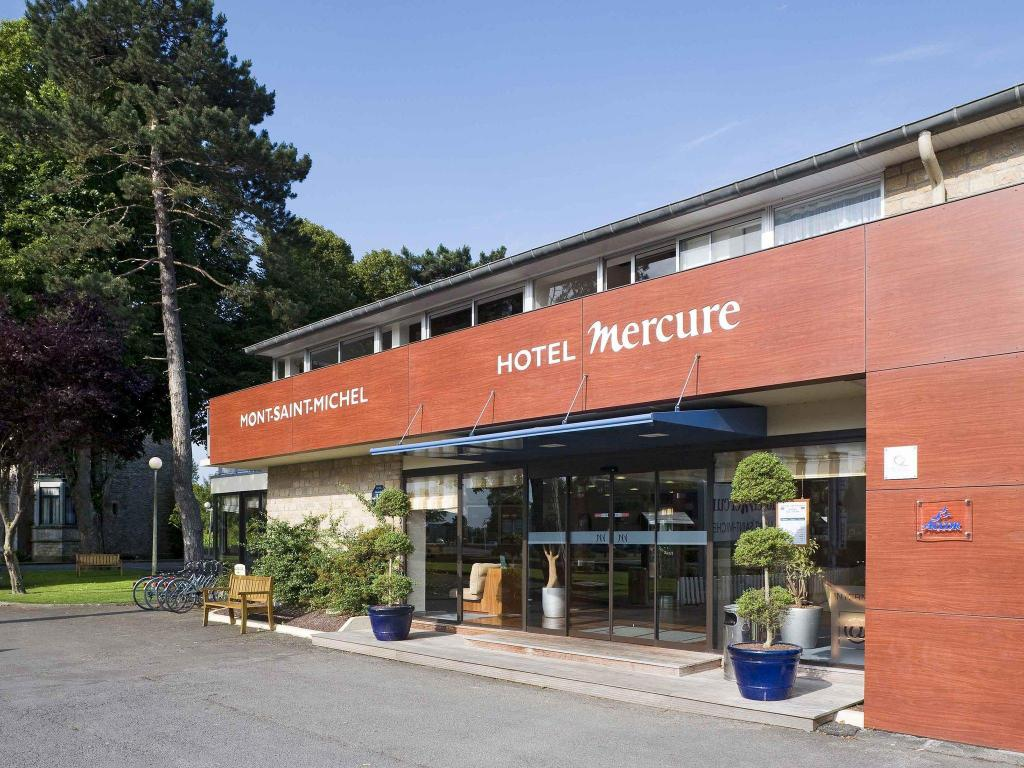 Mercure Mont Saint Michel (Hotel Mercure Mont Saint Michel)