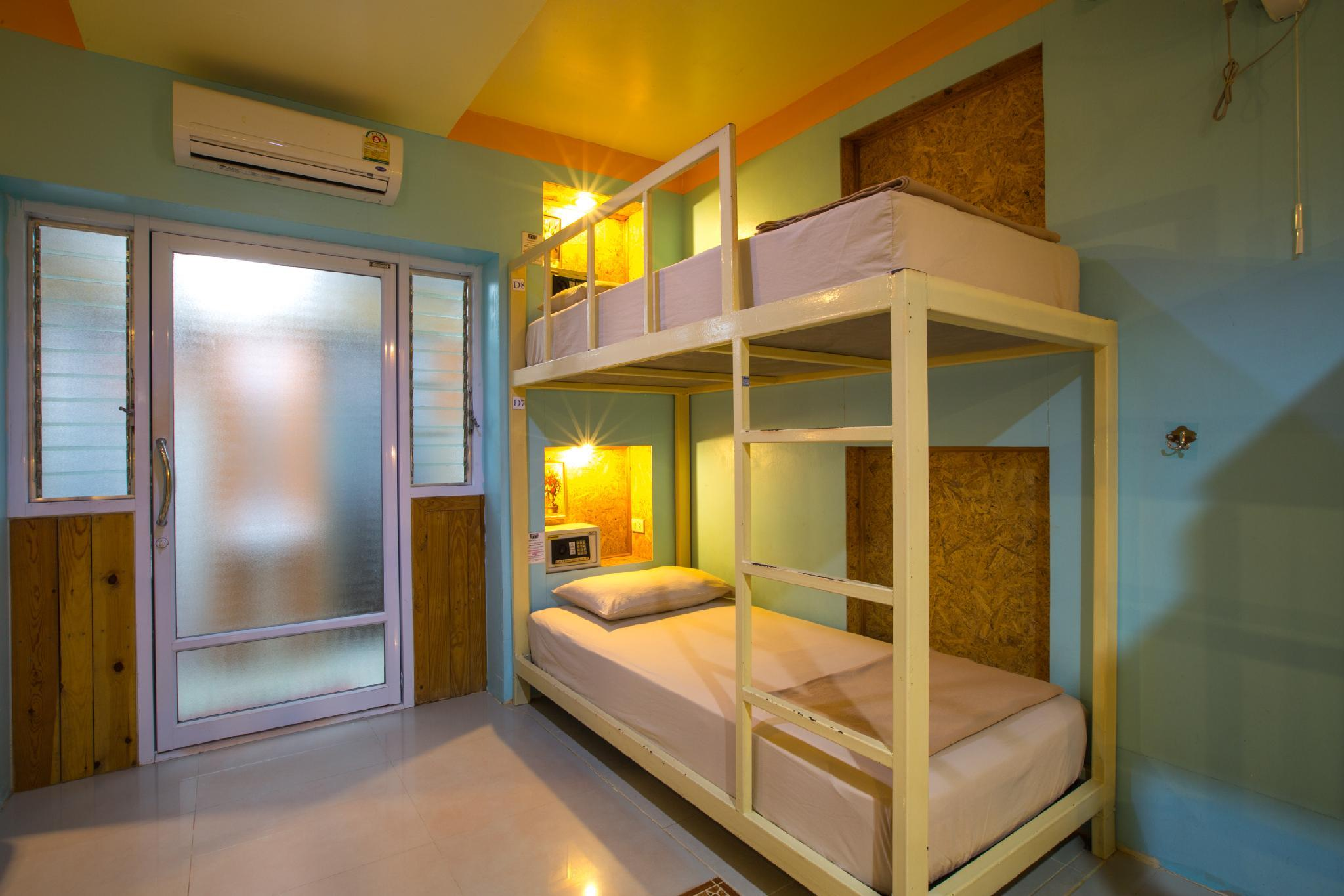 1 Person in 8-Bed Basic Dormitory - Mixed