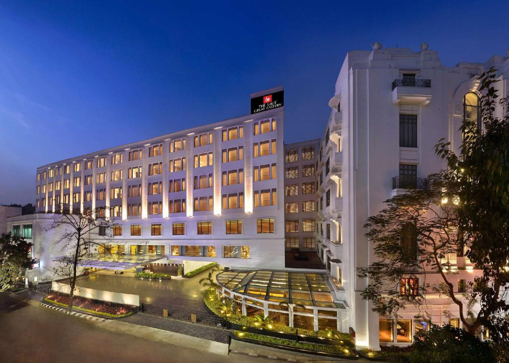 Exterior view The Lalit Great Eastern Kolkata