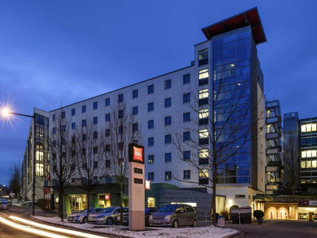 Ibis Hotel Stuttgart City Ibis Stuttgart City Deutschland Ab 54
