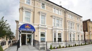 Best Western London Highbury Hotel