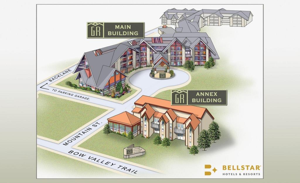 Grande Rockies Resort-Bellstar Hotels & Resorts in Canmore