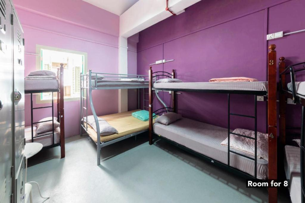 1 Person in 8-Bed Dormitory - Mixed - View Joyfor Backpacker Hostel Kallang (SG Clean)
