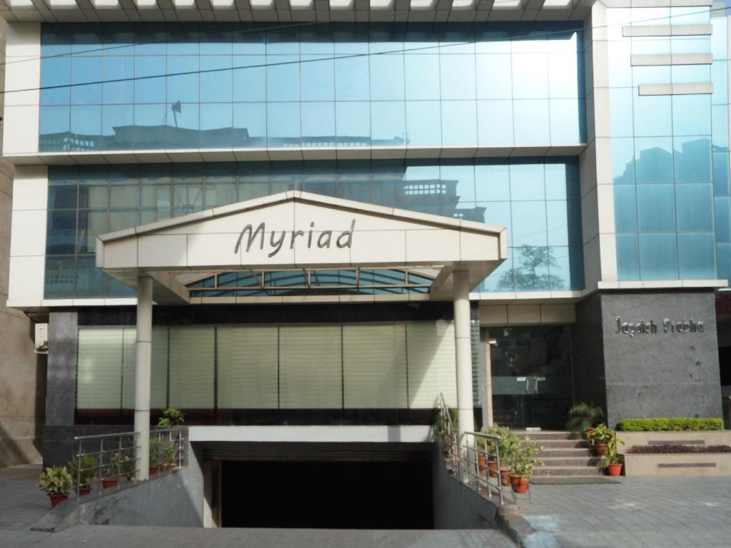 More about Hotel Myriad Lucknow