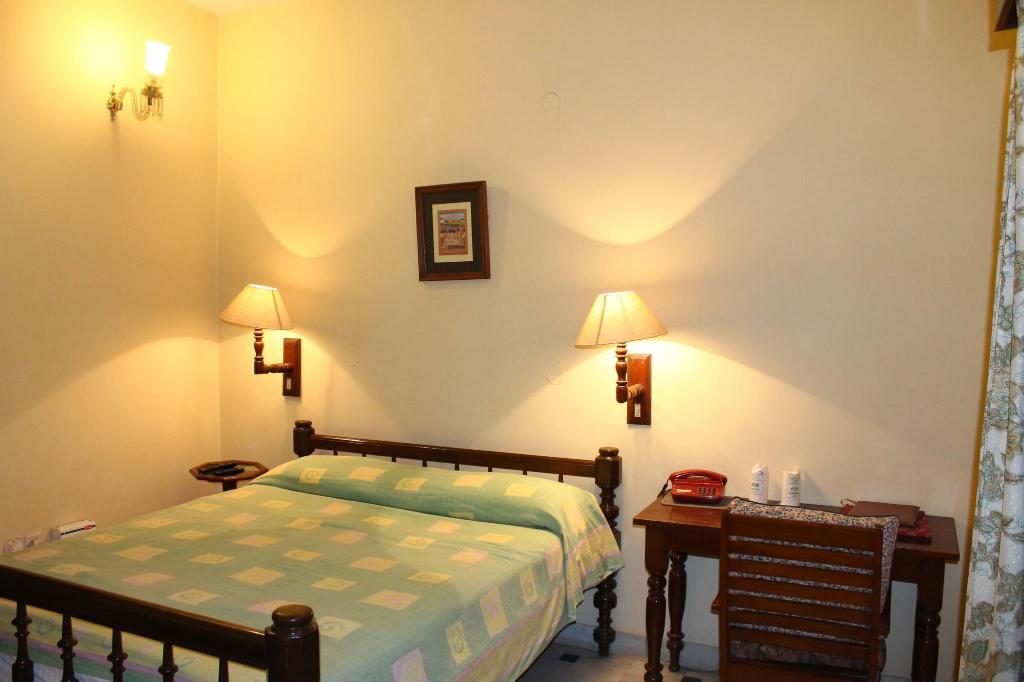Deluxe Room - Bed Madhuban - A Heritage Home