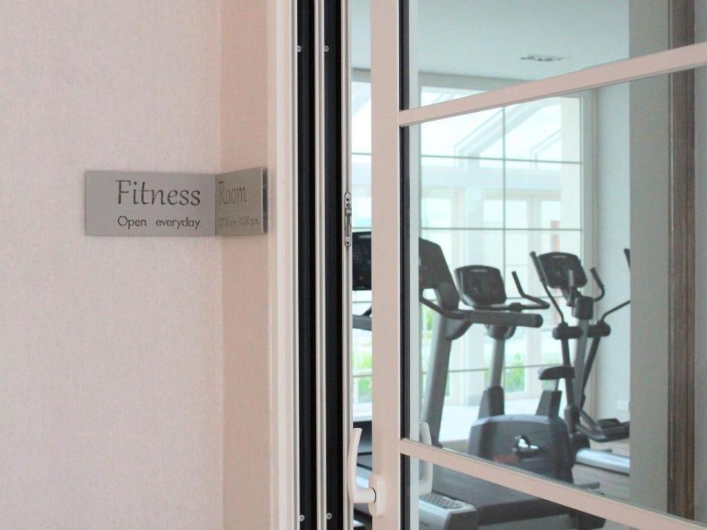 Fitness center Summer Hua Hin Service Apartment