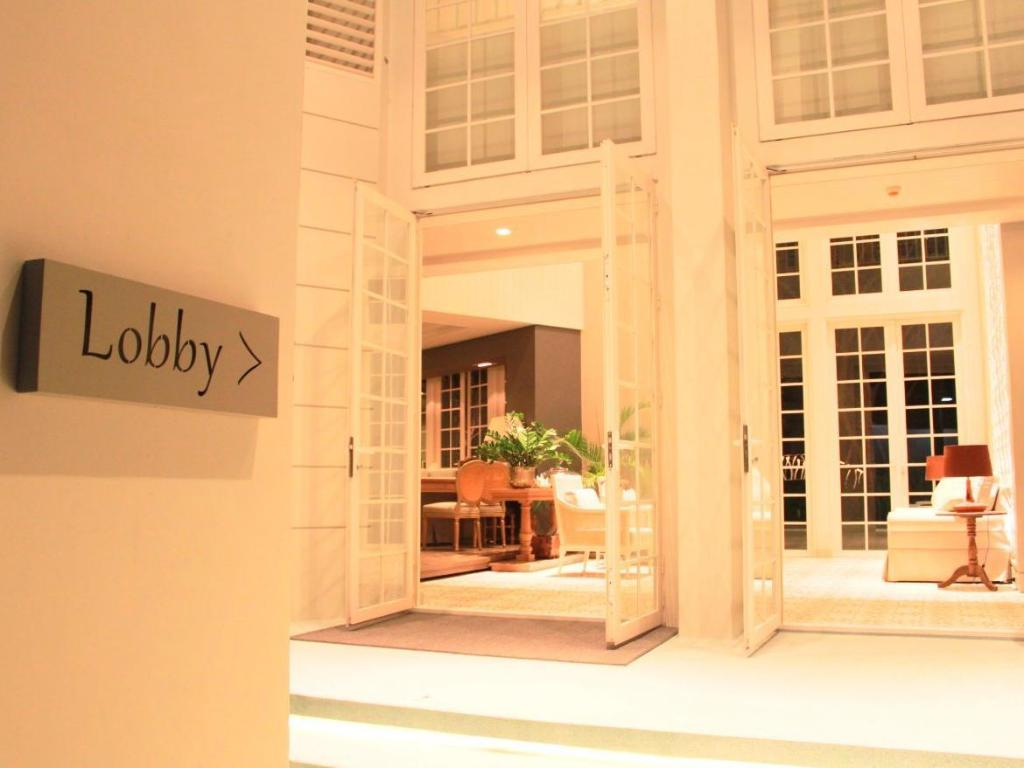 Lobby Summer Hua Hin Service Apartment