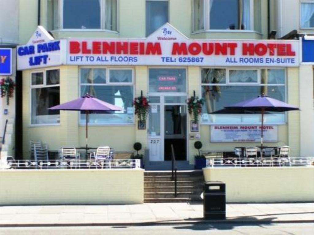 More about The Blenheim Mount Hotel