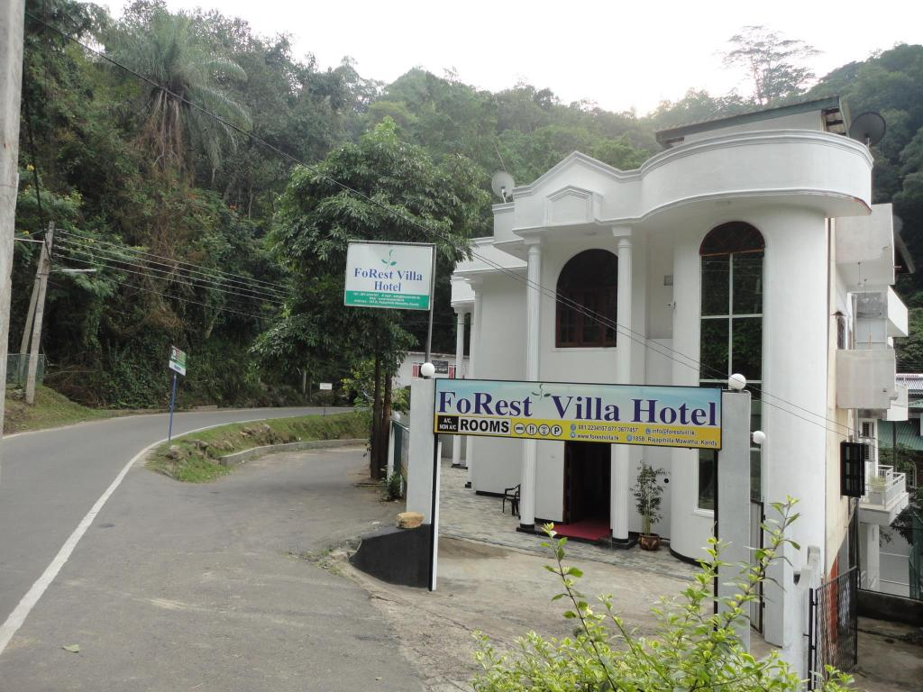 Exterior view Forest Villa Kandy