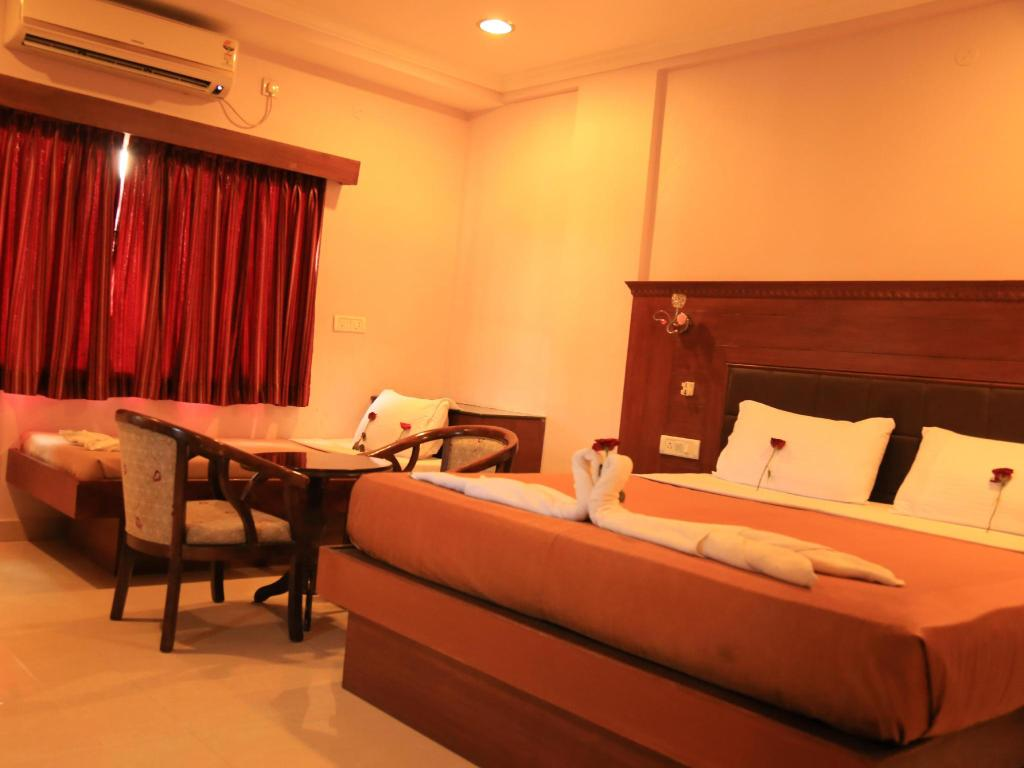 Interior view Hotel Udhayam International