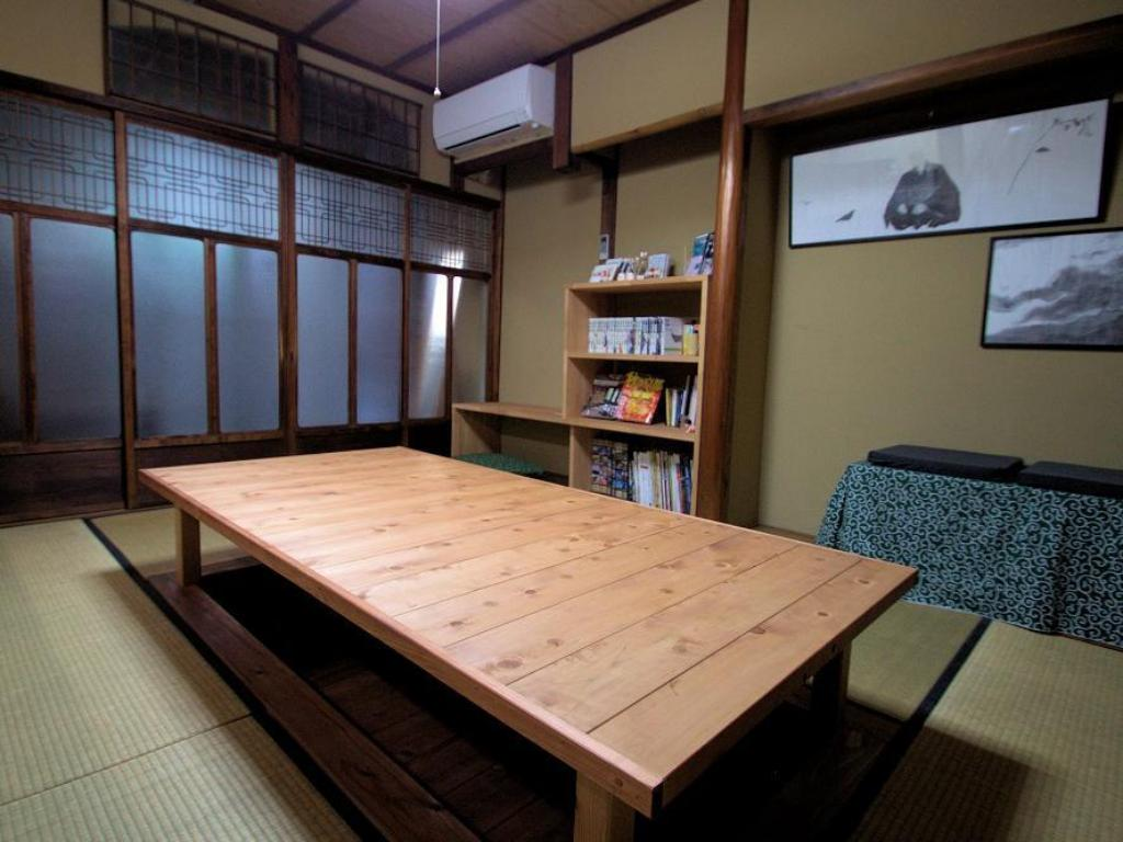Interior view Guest House Hitsuji-an
