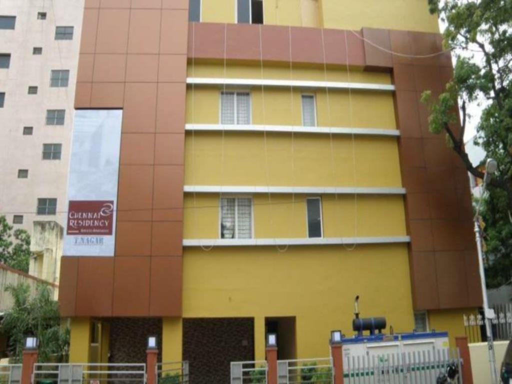Chennai Residency Serviced Apartment - T Nagar