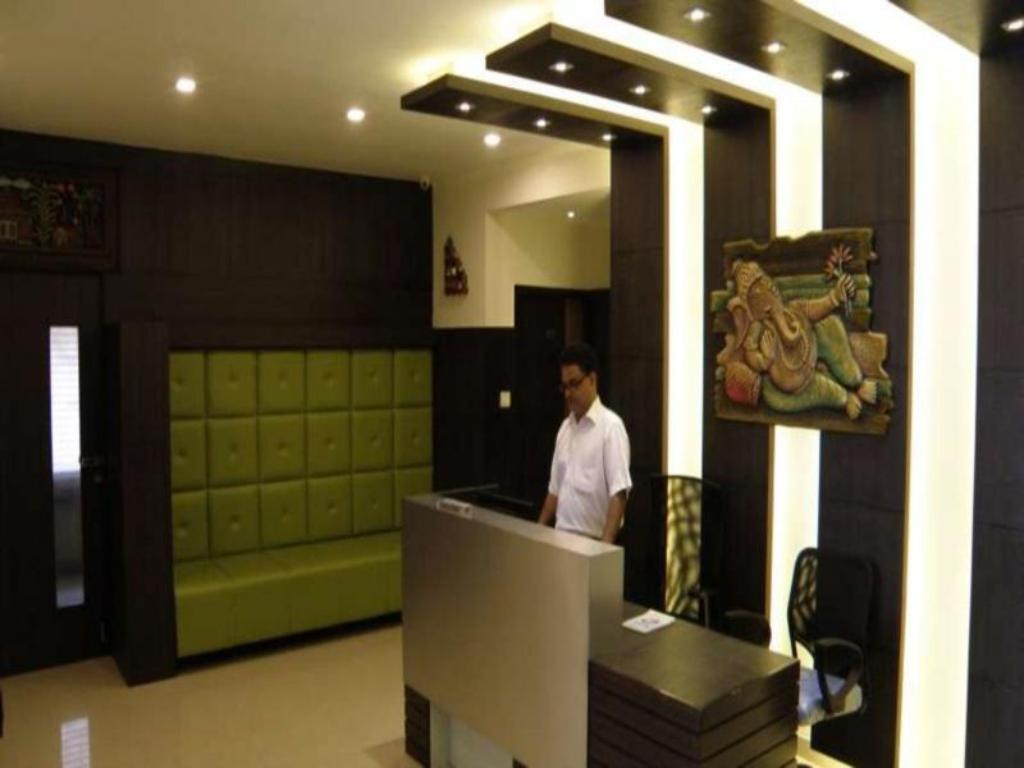 Reception Chennai Residency Serviced Apartment - T Nagar