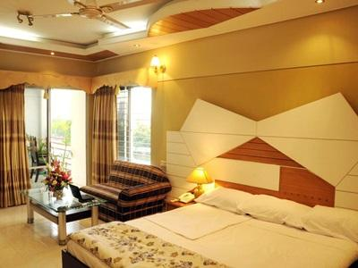 Super Deluxe Twin Room With One Way Shuttle Transfer