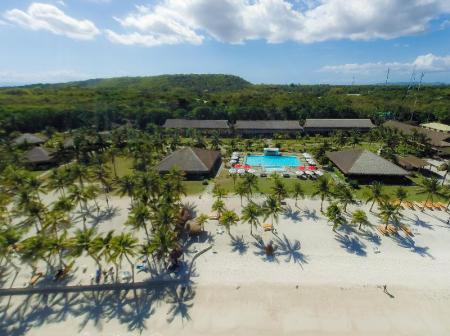 Interior view Bohol Beach Club Resort