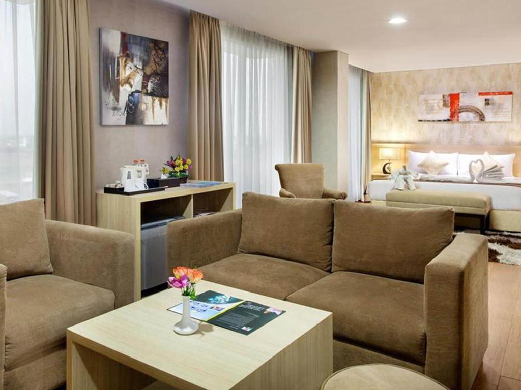 Viesnīcas interjers Days Hotel and Suites Jakarta Airport