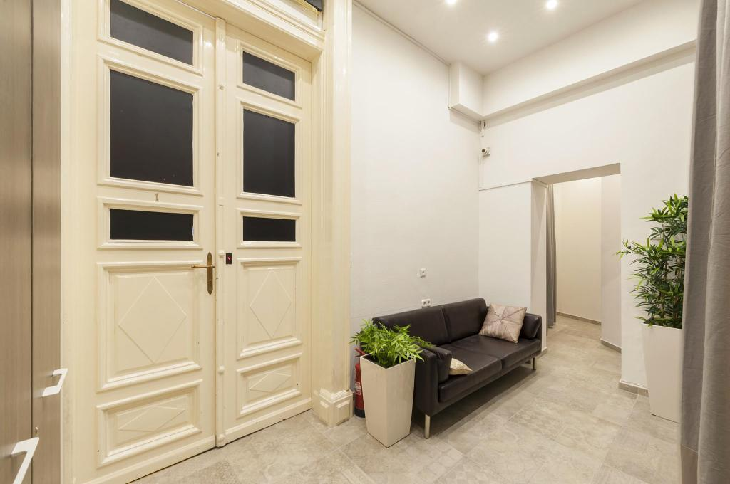 Interior view Play Apartments