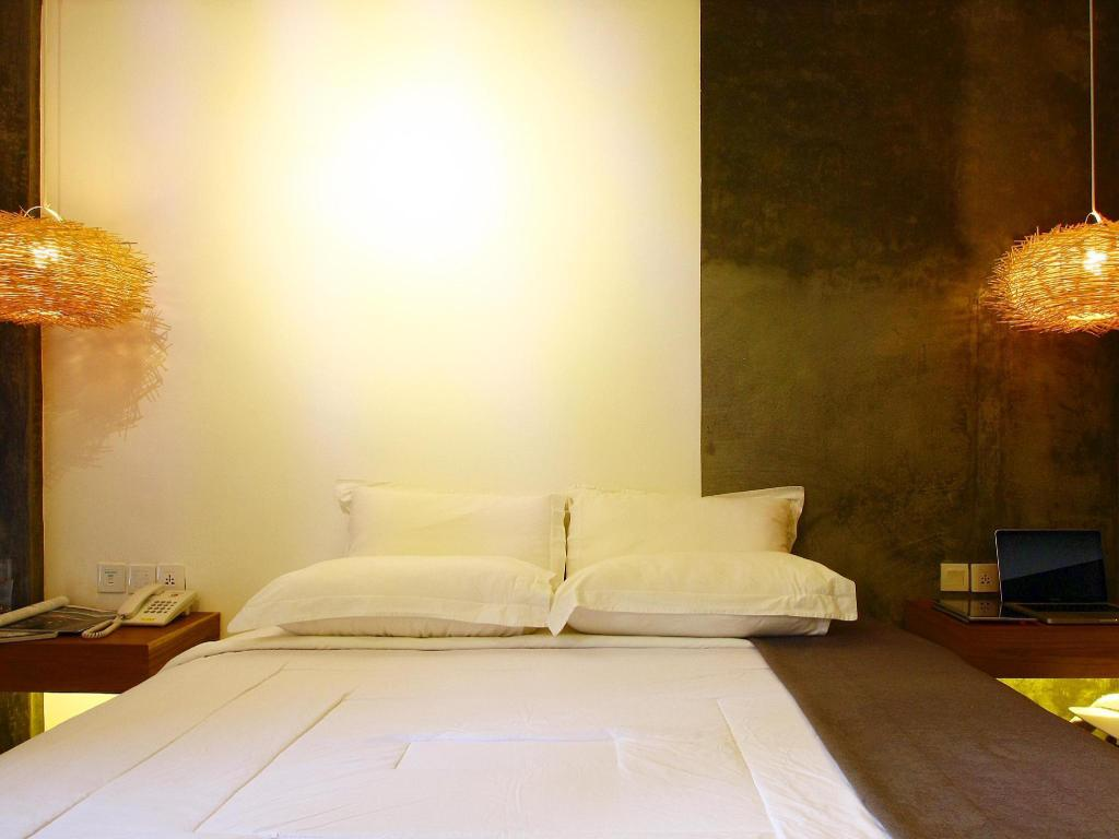 Deluxe Double - Bedroom Mangosteen Ubud by Premier Hospitality Asia