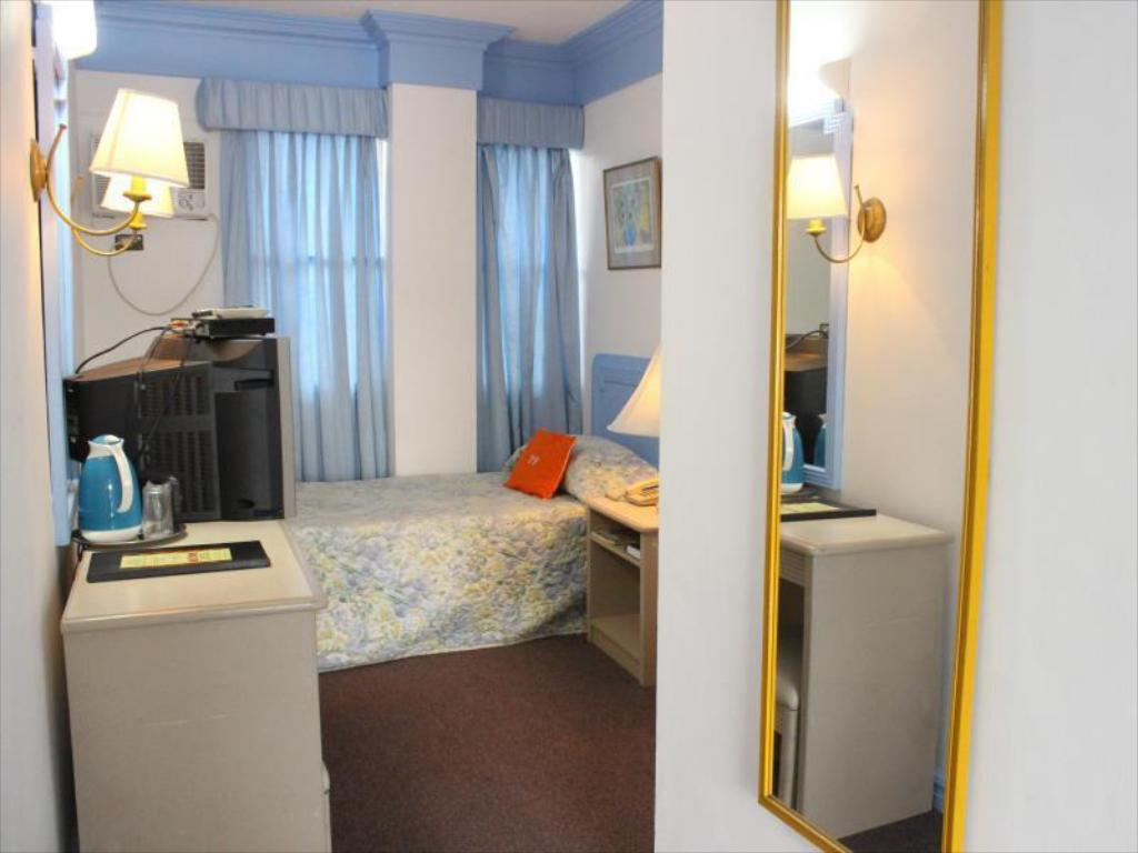 Single - Guestroom Hotel Galleria