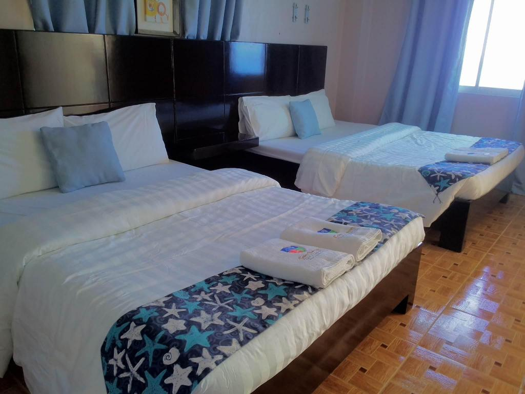 Standard 4 Pax Casa Almarenzo Bed and Breakfast Resort