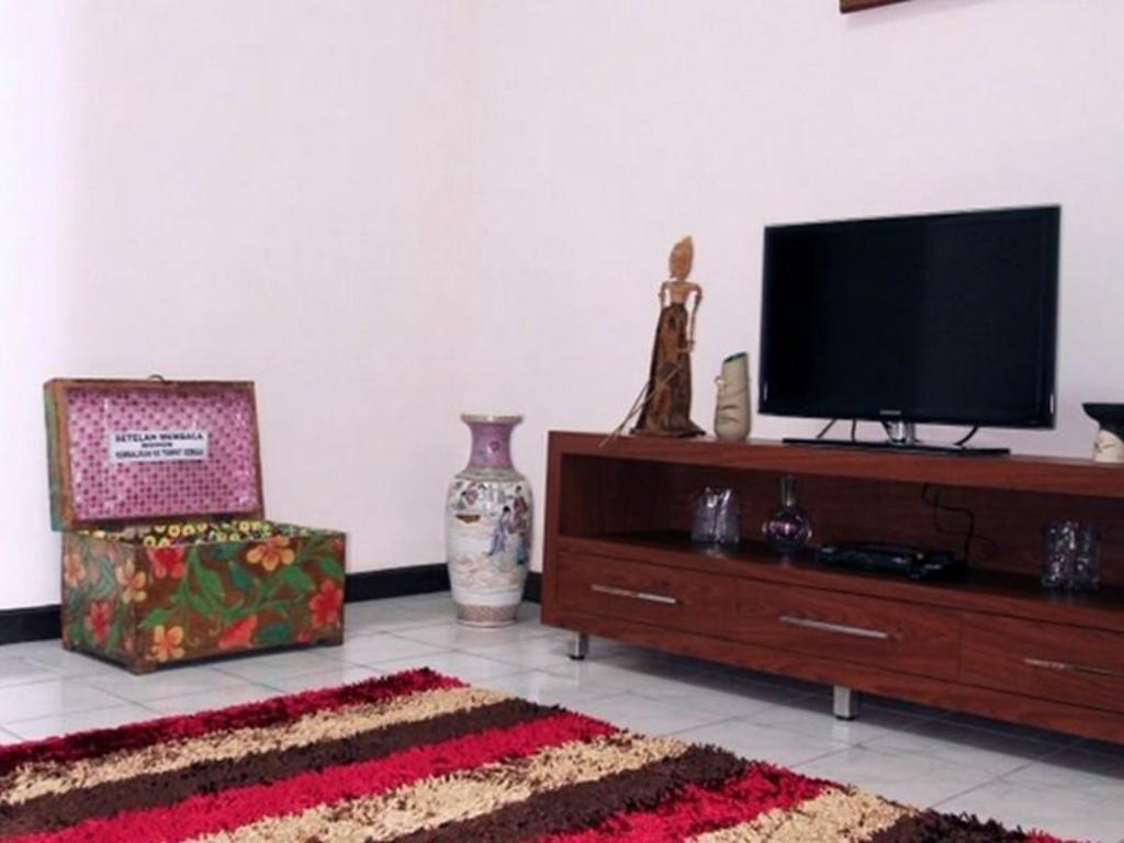 Interior view Rumah Resik Guest House