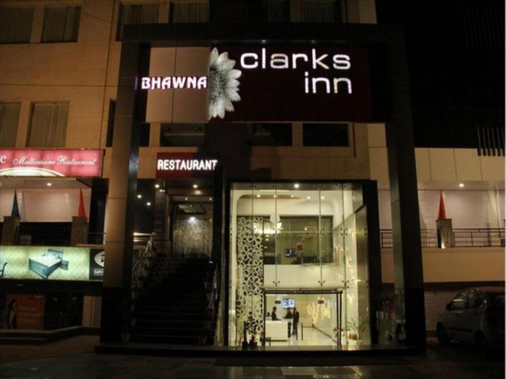 More about Bhawna Clarks Inn Agra