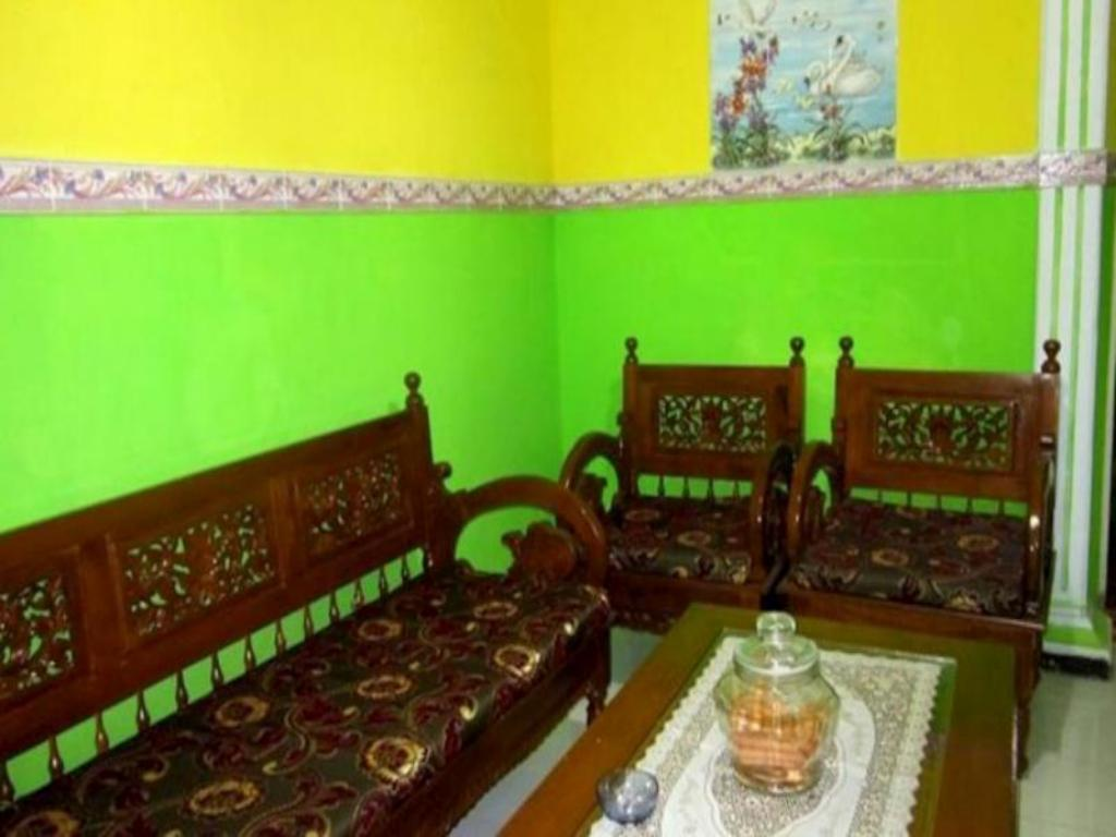 Interior view Kampung Osing Inn