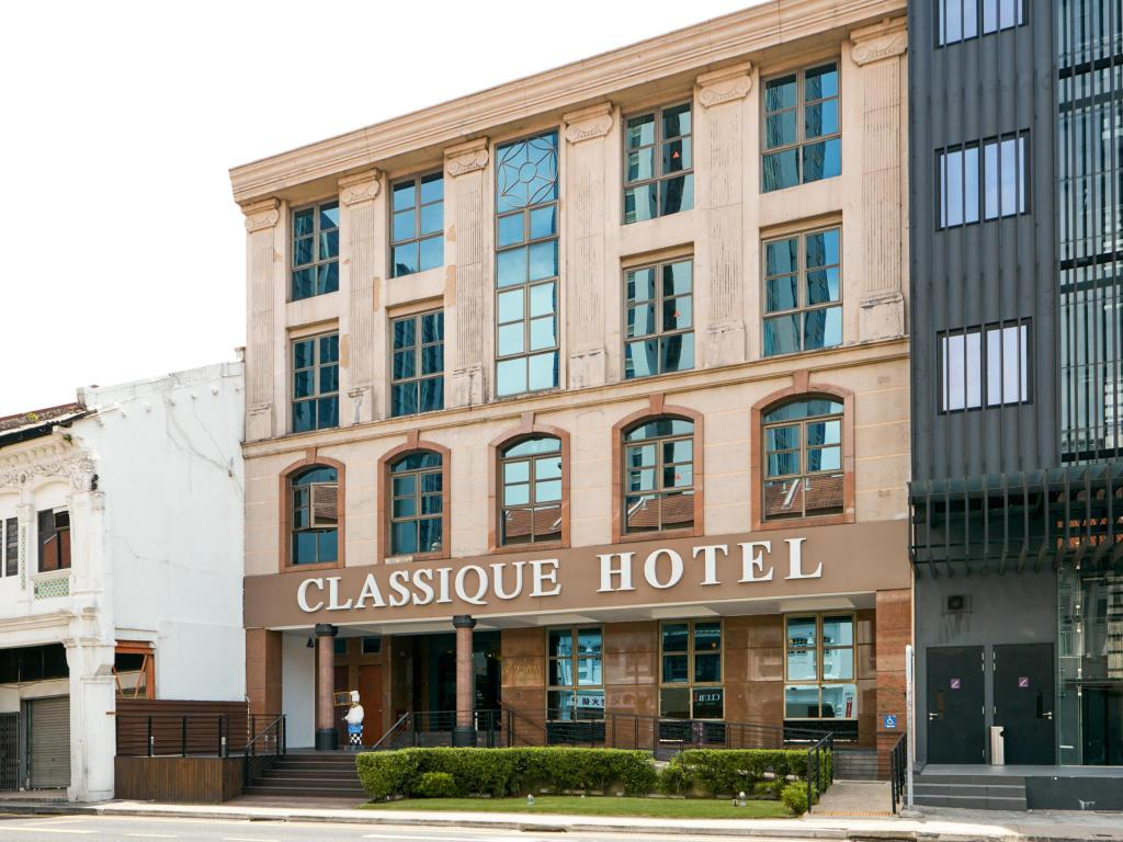 More about Classique Hotel (SG Clean Certified)