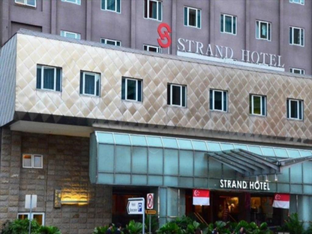 Hotels Near Bugis MRT Station Singapore